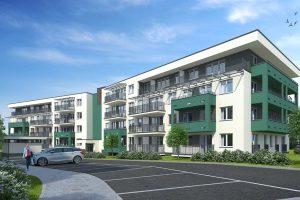 nowe mieszkania w kolejnym etapie osiedla dla rodziny w nowej hucie juz w sprzedazy
