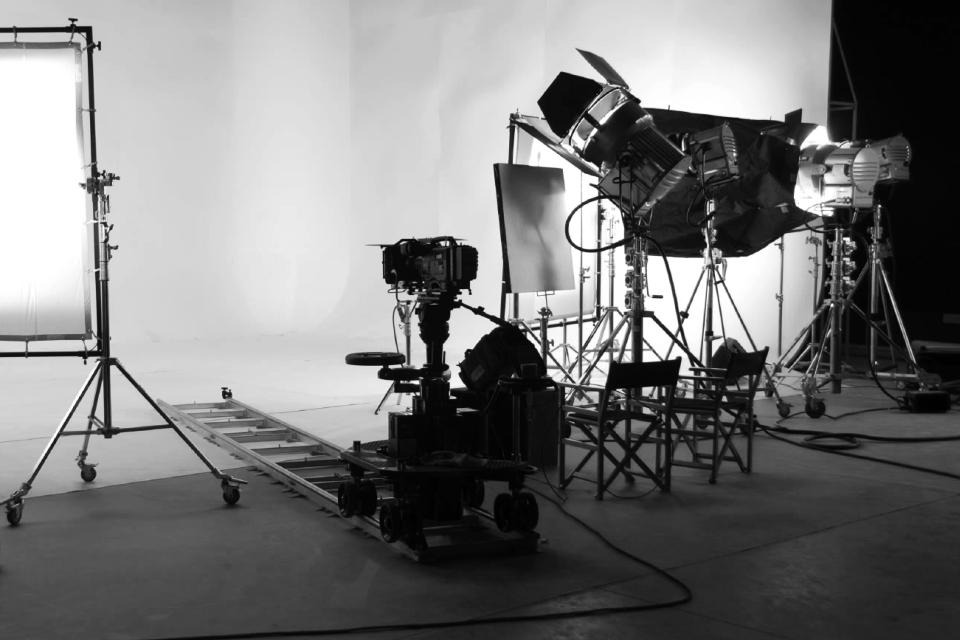 profesjonalne studio nagran reklam filmowych